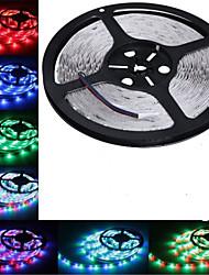 5m hry® smd 3528 rgb 300 LED Farbwechsel flexibles Streifenlicht (12 V DC)