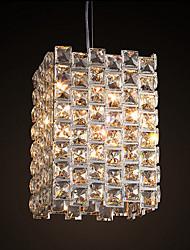 Dining-room Sitting Room Bedroom LED Crystal Chandelier