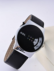 Couple's Fashionable Multicolored Diamond Turntable Watches Cool Watches Unique Watches