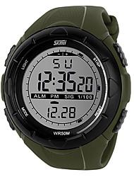Outdoor Sports Watch Waterproof Luminous Male Table Fashionable Wristwatch (Queen)