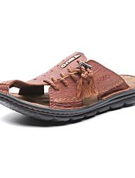 Aokang® Men's Leather Sandals - 141723074