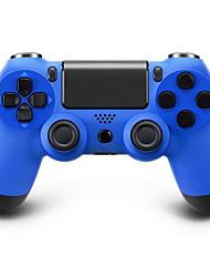 drahtlose Bluetooth-Gamepad Game-Controller für PS4 (blaue Farbe, Fabrik-OEM)