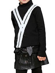 Girl's Sweater & Cardigan,Cotton Winter / Fall Black