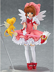 Cardcaptor Sakura Sakura Kinomodo PVC 14cm Anime Action-Figuren Modell Spielzeug Puppe Spielzeug