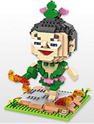 Loz Green Gourd Eva Loz Diamond Blocks Block Toys DIY Toys(470 Pcs)