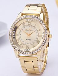 Women's Fashionable Diamond Quartz Watch Cool Watches Unique Watches