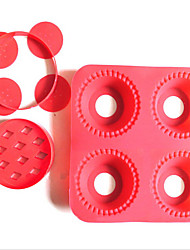 Maker Silicone Cake Mold Baking Mould Pastry Molds Silicone Bakeware Cake Toolls Bakeware Cupcake Box