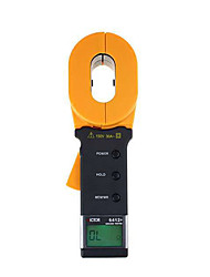 Victor VC6412+ Yellow for Ground Resistance Tester