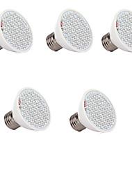 5pcs morsen®promotion 12w 85-265V conduit grow lumière 100% légumes de qualité&fleur lampe usine d'éclairage hydroponique