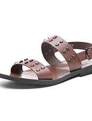 Aokang® Men's Leather Sandals - 141723028