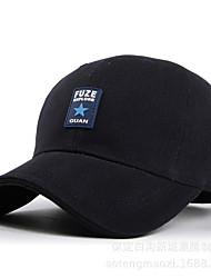 Chapéus Homens / Unisexo cabeça Basebal / Desportos de Inverno Amarelo / Preto / Azul Tecido / Nailom