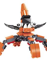 neue Zwirnerei, Ei Blöcke Monster dr Musik pädagogische Bausteine wan versammelt 6202 Spielzeug für Kinder zu halten