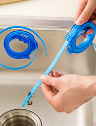 Scalable Drain Hair Clean Tool Clean the Sink To Collect Hook The Toilet Dredge Tools