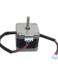 Geeetech  Nema 17, 42 BYG Shaft-reversed Stepper Motor Wich Has More Room To Put A Higher Torque