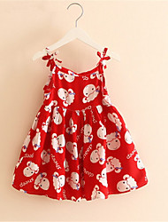 Girls Dress 2016 Summer Dresses For Girl Kids Clothes Cotton Children's Clothing Christmas Dress Party Costume