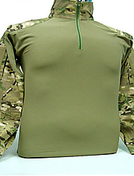 Men's Shirt Hunting  Clothing Camping&Hiking / Fishing / / Wicking / Antistatic/ Wearable