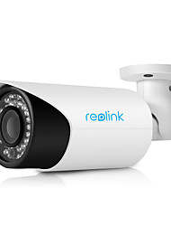Reolink®RLC-411S 4X Optical Motorized Zoom with Built-in 16GB Micro SD Card Outdoor Waterproof Bullet IP Camera