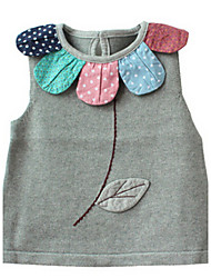 Girl's Green / Orange / Gray Tank & Cami Cotton Summer / Spring