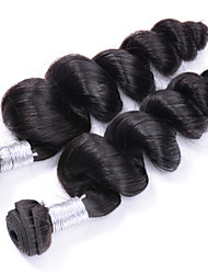 Brazilian Virgin Hair Loose Wave in Human Hair Weave 3pcs/lot 150g Unprocessed Grade 6A Hair products
