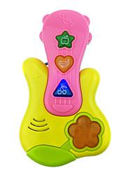 fantasia mini-desenhos animados de piano guitarra luzes música bebê / brinquedo elétrico