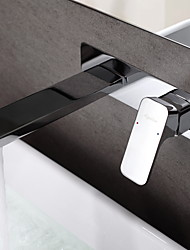 Wall Mounted Bathroom Sink Faucet