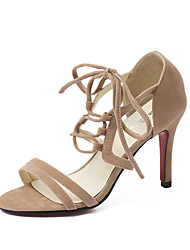 Women's Shoes  Stiletto Heel Heels / Comfort / Novelty / Pointed ToeSandals / Heels / Flats / Boots / Fashion