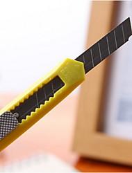 Pen Knife Art Knife(1 PCS Random Color)