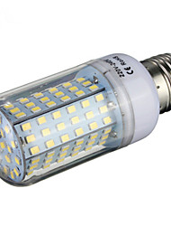 1 pcs E14 / E26/E27 / B22 20 W 126 SMD 2835 1850 LM Warm White / Cool White LED Corn Bulbs AC 220-240 V