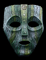 K-Chi Ch-Verde / Cinzento- deResina-Máscara