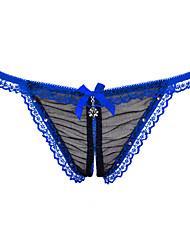 Para Mujer Encaje C-String / Panti Ultrasexy,Nailon