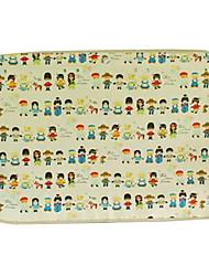 70 * 50 textiel auto gordijnen zon beschermer tweelaags-kleine vrienden