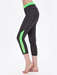 Yokaland Cubic Design Slim Shape Yoga Crops