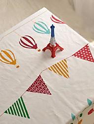 desenhos animados tabela padronizada de moda pano hotsale lençóis de algodão de alta qualidade mesa de café quadrada toalha de capa de