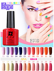 Nail Polish UV Gel  10 1 UV Builder Gel Soak off Long Lasting