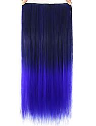 perucas retas roxo colorido do cabelo humano