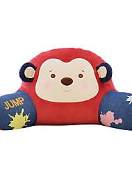 METOO senbao микрофон кролика плюша обезьяны талии поясничной подушки поясничной подушки Рождественский подарок обезьяна сокровище синий