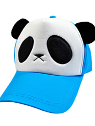 Animal Cartoons Panda Baseball Visor Cap