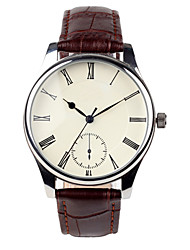 Foreign Trade Fashion Casual Style Men's Fashion Watch