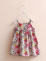 New 2016 Summer Kids Beach Skirt Suspender Skirt Korean Children Dress Baby Girl Kid Dresses