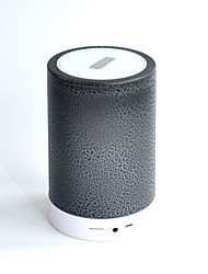 U.SURE  X6 PLUS Great Disruption Wireless Bluetooth LED Stereo Speaker with Touch Control Function, Tf Card Reader