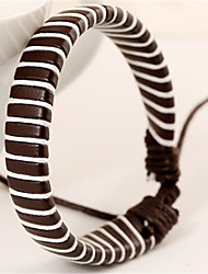 Unisex Leather Handcrafted Vintage Bracelets(More Colors)