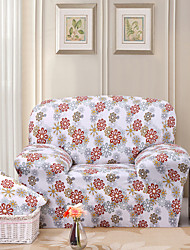 Pink / Rot-65% Viskose / 35% Polyester-Chair Cover: 90-140cm; Loveseat:145-185cm; Sofa Cover:190-230cm