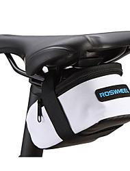 ROSWHEEL® Cyklistická taškaBrašna na sedlo Voděodolný / Odolné vůči šokům / Nositelný / Multifunkční Taška na kolo PVC / 600D Polyester