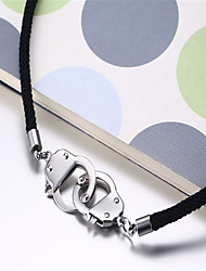 Women's Chain Necklaces Stainless Steel Fashion Personalized Jewelry For Daily Casual