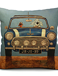 pcs Linen Pillow Case,Novelty Others