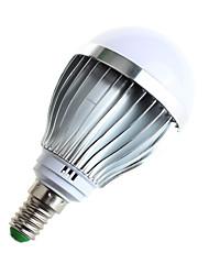 Zweihnder W461 E14 5W 480LM Warm White/White Light LED Milky Cover Energy-Saving Bulbs