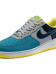Nike Air Force 1 Round Toe / Sneakers / Running Shoes / Casual Shoes / Skateboarding Shoes Men's Wearproof Red / Gray / Blue