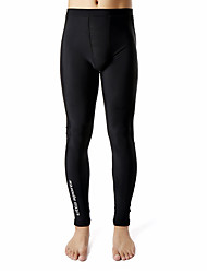 Running Tights / Bottoms Men's Compression Fitness Sports Tight