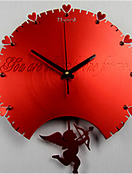 Angel Art Wall Clock
