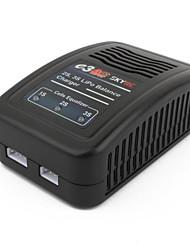SKYRC оригинальный e3ac 2-3s ячейка Lipo батареи баланс зарядное устройство, оригинал, высокое качество